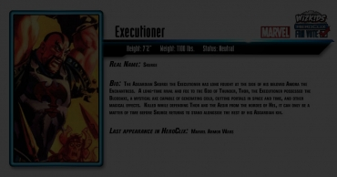 executioner