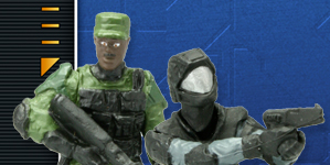 Odst and Sgt johnson