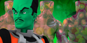 leader humanoids