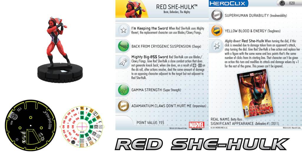 020 Red She-Hulk