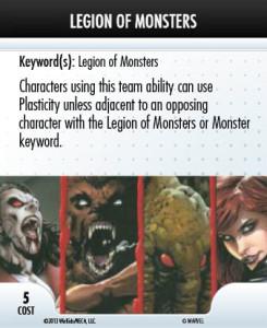 ASM-Legion of Monsters