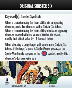 ASM-Original Sinister Six
