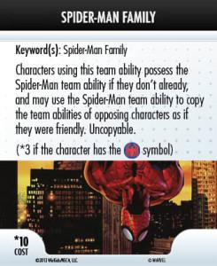 ASM-Spider-Man Family