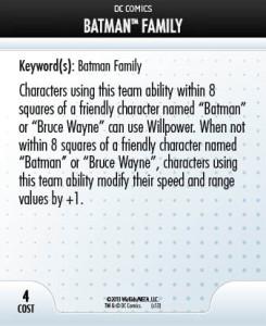 BAT-Batman Family