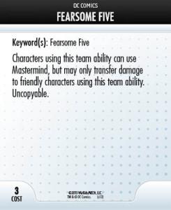 TT-Fearsome Five