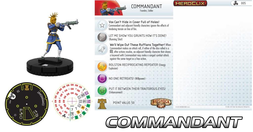 005-Commandant