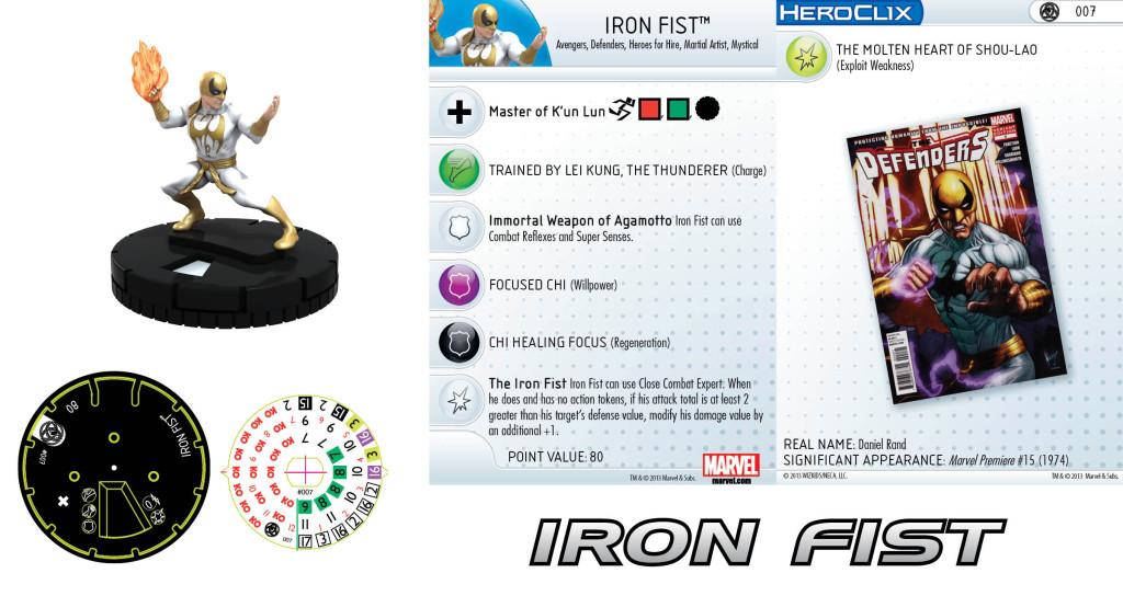 007 Iron Fist