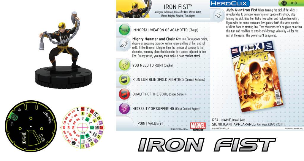 018 Iron Fist