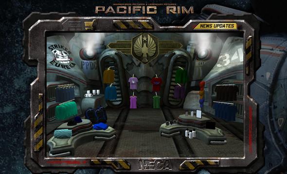 Pacific Rim 3D Store