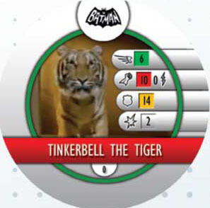 Tinkerbell the TIger
