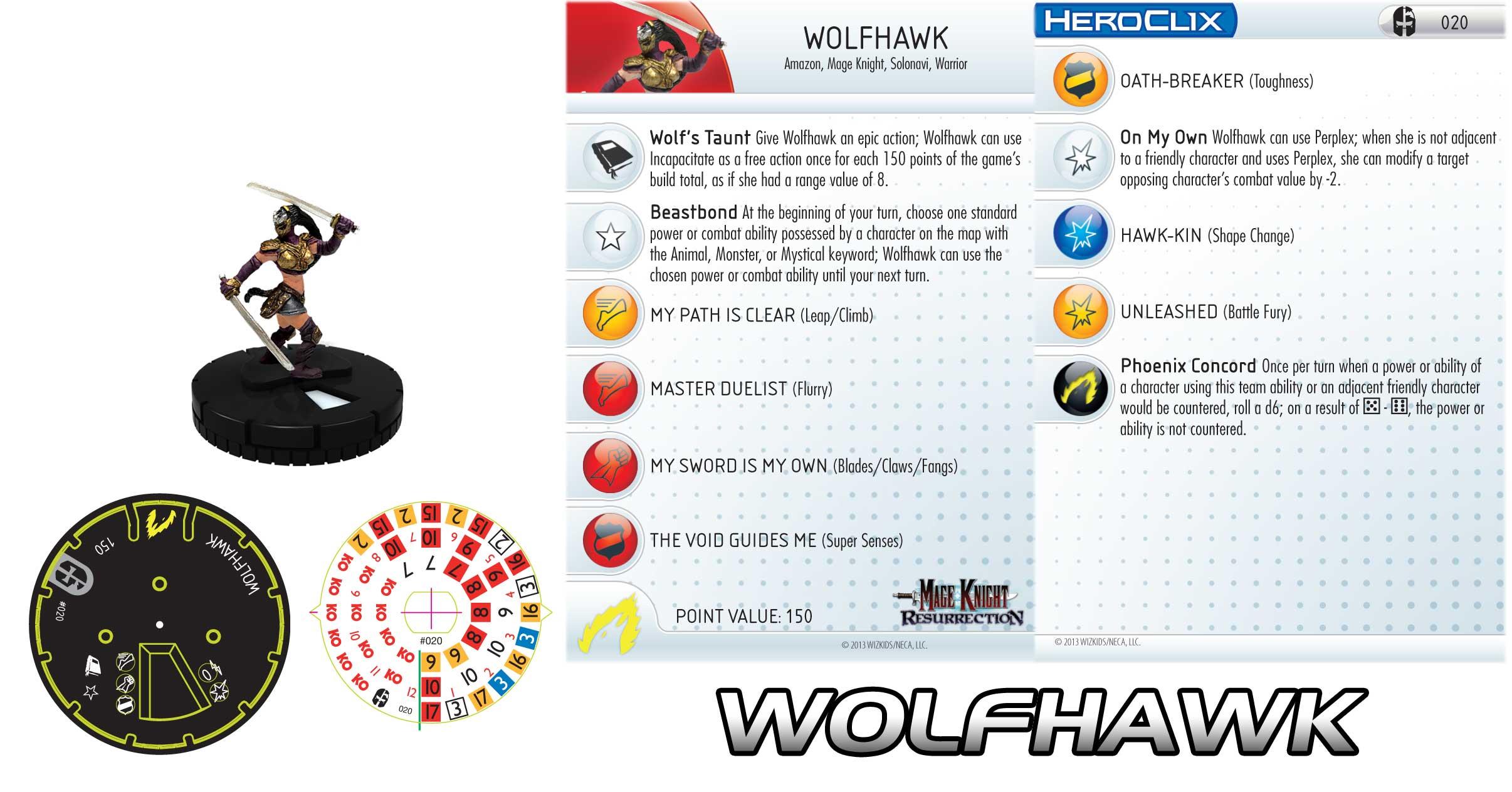 HEROCLIX THE JOKER/'S WILD! #019 Hourman *UC*