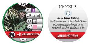 mutant protestor