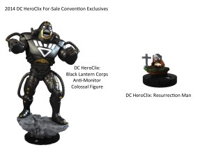 DC HeroClix - For Sale