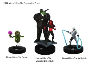 Marvel HeroClix - Prizes