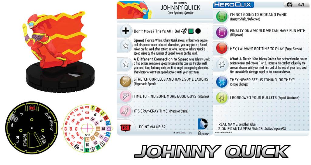 Johnny Quick