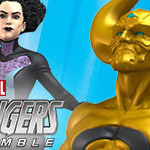 Marvel HeroClix: Avengers Assemble- Abyss & Ex Nihilo