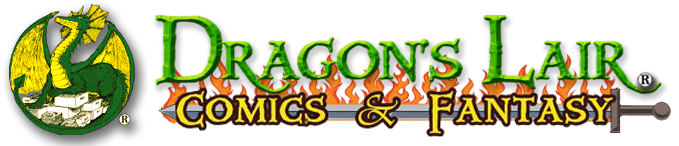 Store Showcase: Dragon's Lair Logo