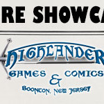 Store Showcase: Highlander Games