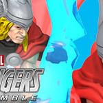 Marvel HeroClix: Avengers Assemble- Ragnarok & Thor