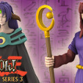 Yu-Gi-Oh! HeroClix: Series Three- Magician of Faith and Witch of the Black Forest
