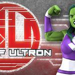 Marvel HeroClix: Age of Ultron SLOP- She-Hulk