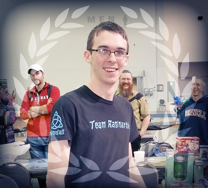 HeroClix World Champion: Paris Gordon