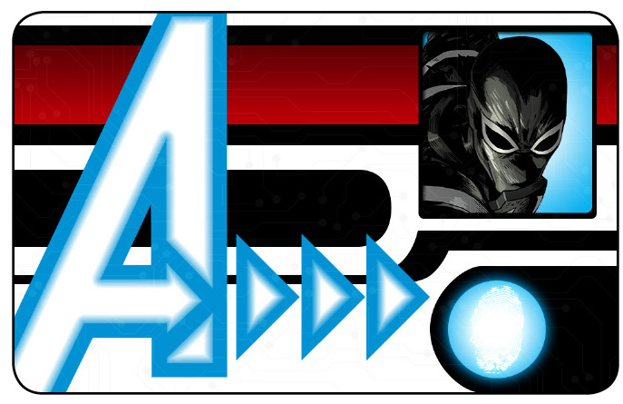 Marvel HeroClix: Avengers ID Card- Venom