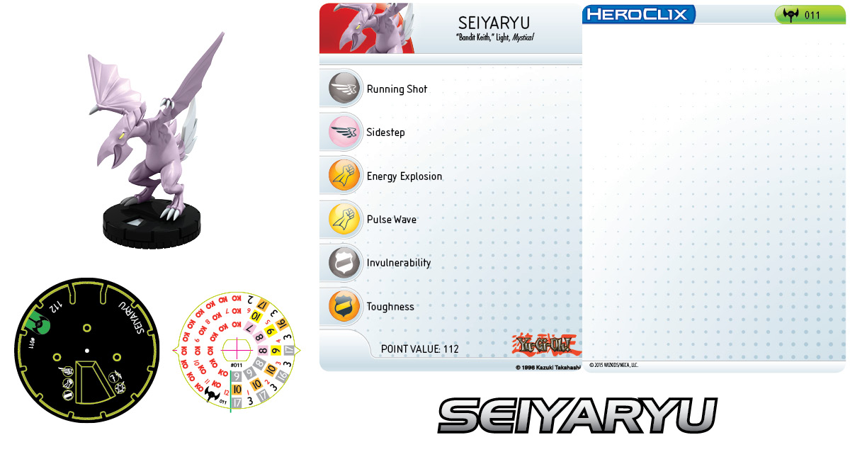 Yu-Gi-Oh! Series Three: Seiyaryu