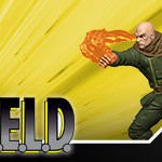 Marvel HeroClix: Nick Fury, Agent of S.H.I.E.L.D.- Baron Strucker