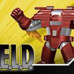 Marvel HeroClix: Nick Fury, Agent of S.H.I.E.L.D. - Hulkbuster