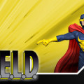 Marvel HeroClix: Nick Fury, Agent of S.H.I.E.L.D.- Nighthawk