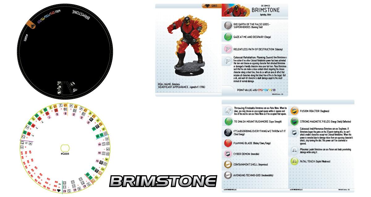 Apokolips Team - Brimstone