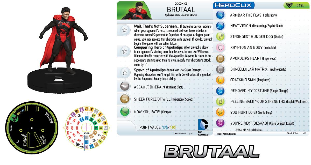 Apokolips Team - Brutaal