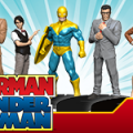 DC HeroClix: Superman/Wonder Woman- Metropolis Team