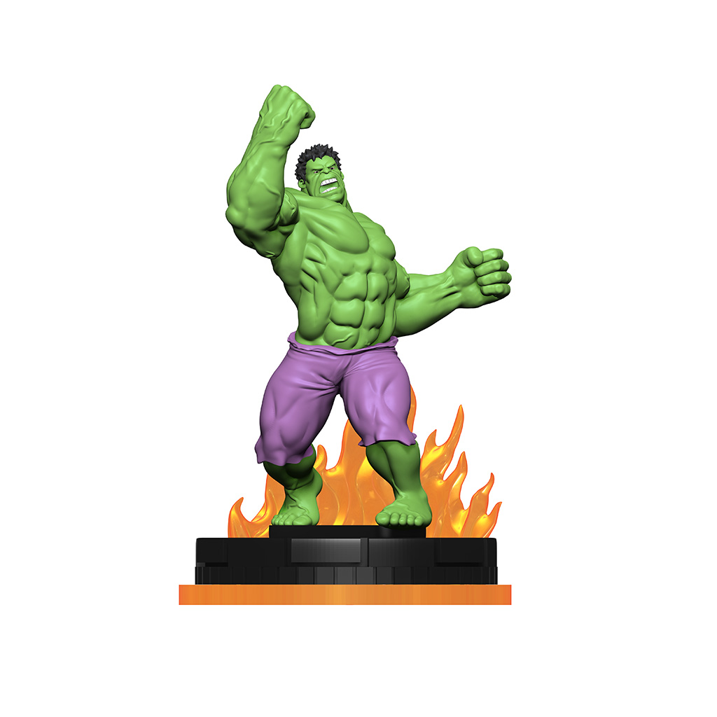 ClixFX- Hulk on Fire