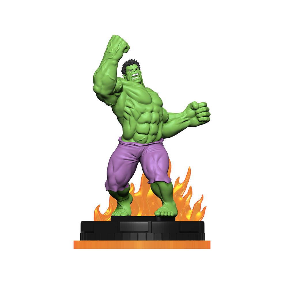 ClixFX- Hulk on Fire