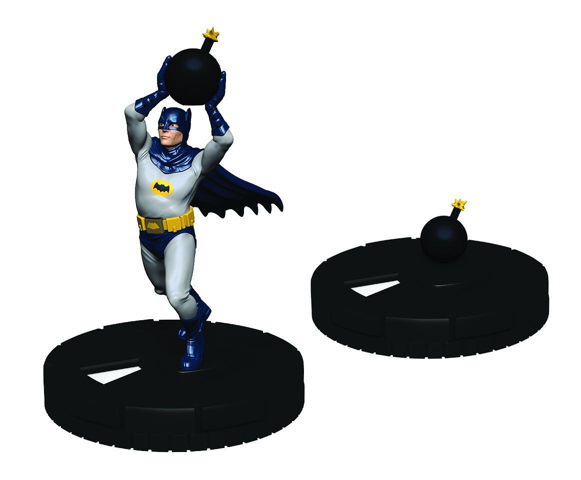 DC Comics HeroClix: Batman with Bomb