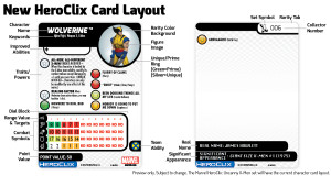 NEW CARD Wolverine layout explanation