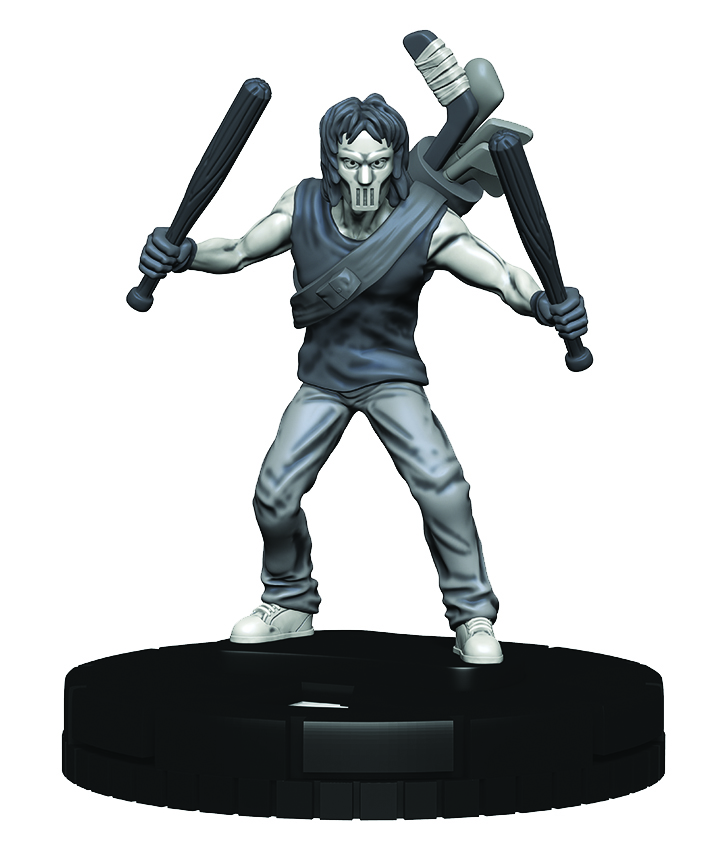 Teenage Mutant Ninja Turtles HeroClix Convention Exclusive: Casey Jones