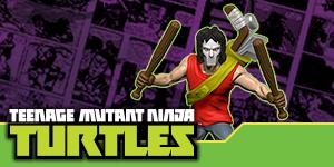 Teenage Mutant Ninja Turtles HeroClix: Casey Jones