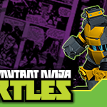Teenage Mutant Ninja Turtles HeroClix: Metalhead