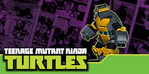 Teenage Mutant Ninja Turtles HeroClix: Metalhead