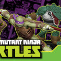 Teenage Mutant Ninja Turtles HeroClix Team Building - Donatello