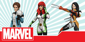 Marvel HeroClix: All-New X-Men Fast Forces