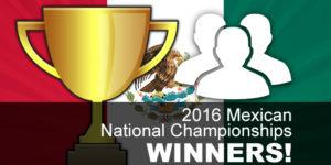 2016MexicanNationalChampionshipsWinners