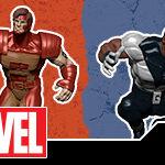 Marvel HeroClix: Civil War Storyline OP - Atlat & Goliath