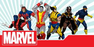 Marvel HeroClix: Uncanny X-Men - Giant-Size X-Men