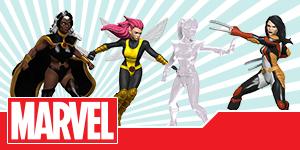 Marvel HeroClix: Uncanny X-Men - X-Women
