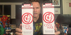 HeroClix Civil War