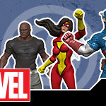 Marvel HeroClix: Civil War Storyline Organized Play - New Avengers